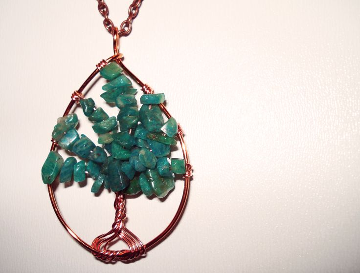Tree of Life Pendant by IALINA
