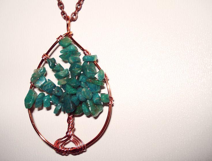 Tree of Life Pendant by IALINA