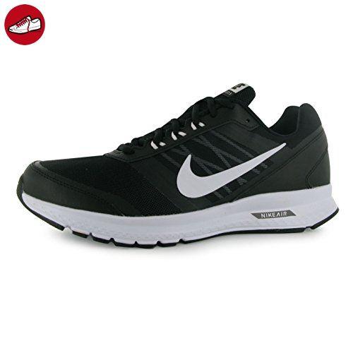 Nike Air Relentless 5Laufschuhe Herren Schwarz/Weiß Fitness Trainer Sneakers, schwarz / weiß, (UK8.5) (EU43) (US9.5) (*Partner-Link)