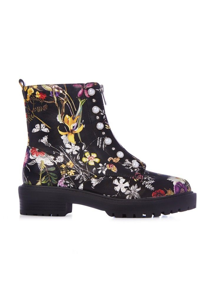 Floral Fashion Trends