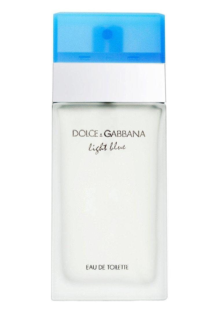 D&G Light Blue Dolce&Gabbana perfume - a fragrance for women 2001