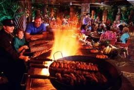 """Ohana Restaurant Polynesian Resort Disney World"