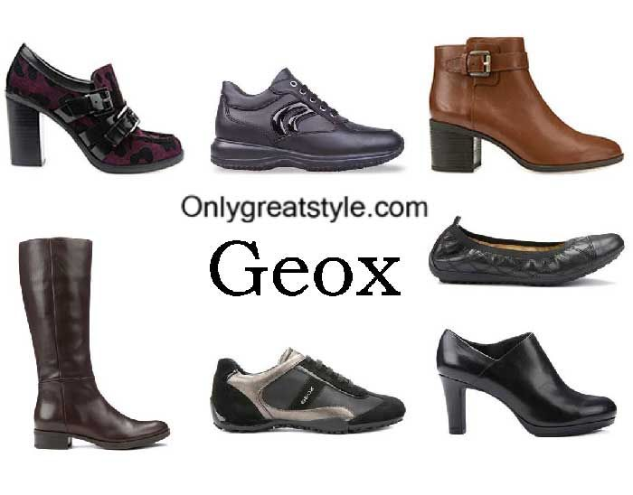 6645aca8a98e41 Geox shoes fall winter 2016 2017 for women | Shoes | Shoes, Fall ...