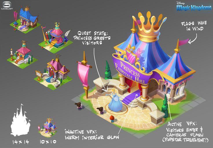 Disney Magic Kindoms Game Announced // TechNuovo.com