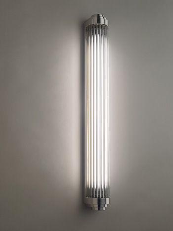 Rod Pillar Lights from Hector Finch