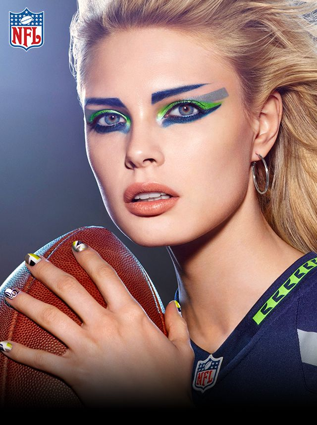 Seattle Seahawks Game Day Look!