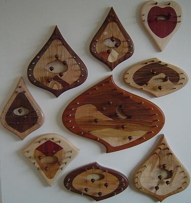 door harps & 52 best Door Harps images on Pinterest | Harp Wood projects and ... pezcame.com