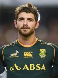 willie le roux - expect to hear a lot more about him!! An impressive season!! I like seeing him in a Springboks rugby jersey!! REALLY LIKE!! (June 28,14 edit!!) I just LOVE being right about him!! He's AWESOME!!!