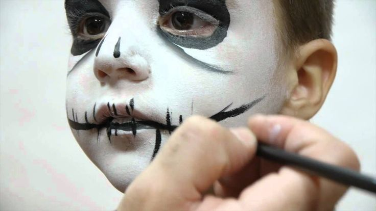 Maquillaje de fantasia, propuestas Halloween 2012 TEN IMAGE. Paso a paso...