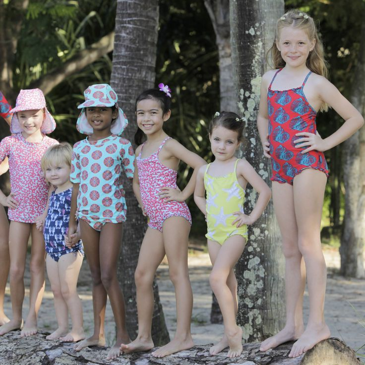 The Frolik girls showing off our Ocean Collection of Swimwear. Available at www.frolikbeachstyle.com