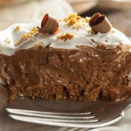 """Prăjitura """"mătase franţuzească"""""""