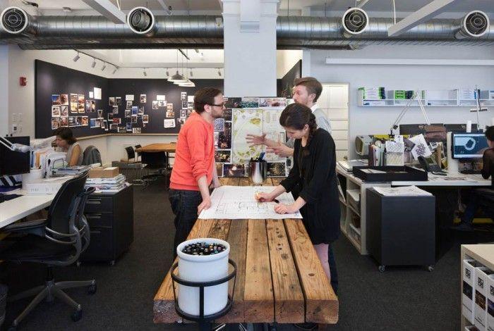 ICRAVE Studio 10 700x470 ICRAVEs Collaborative Manhattan Offices