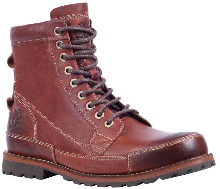 Timberland Original Leather 6-Inch - $169.99 CAD #Marsala #Pantone #Timberland #Getoutsideshoes