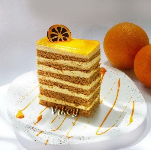 апельсиновое настроение, крем сливочно апельсиновый