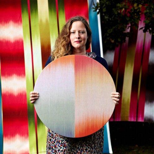 Ptolemy Mann - weaver and colourist