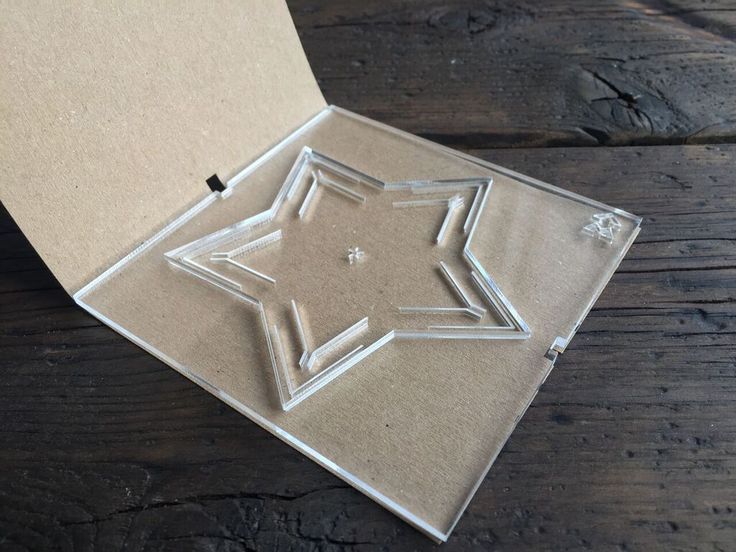 Lasercut plexiglass christmas ornaments, designed and produced in Copenhagen.