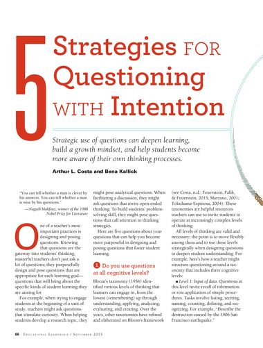 Educational Leadership - September 2015 - Page 66-67