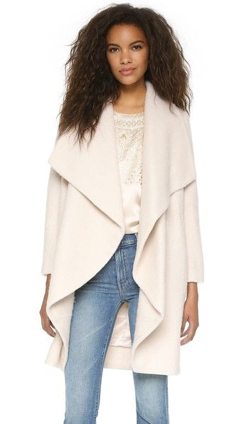 Amanda Uprichard Grace Coat