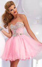 Kleid party kurz