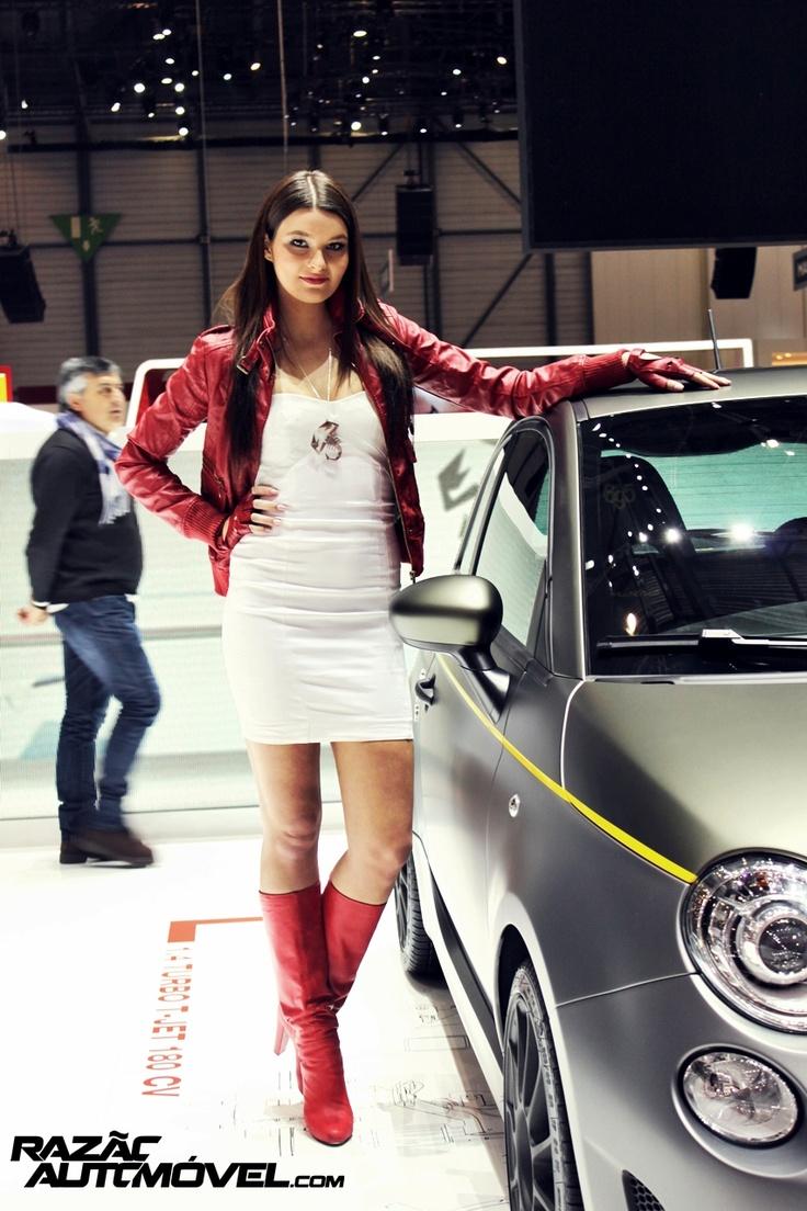 Fiat 500 abarth sal o internacional do autom vel de genebra 2013 geneva motor show 2013