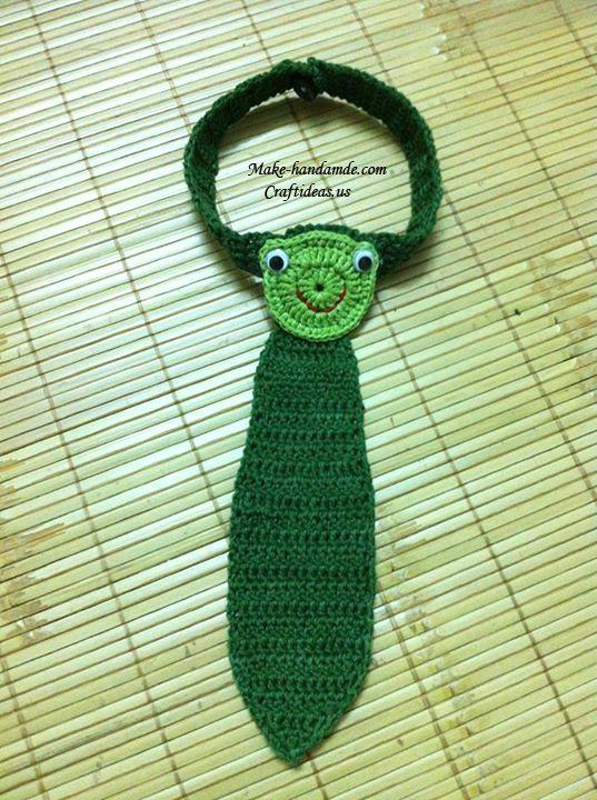 crochet baby cravat ideas