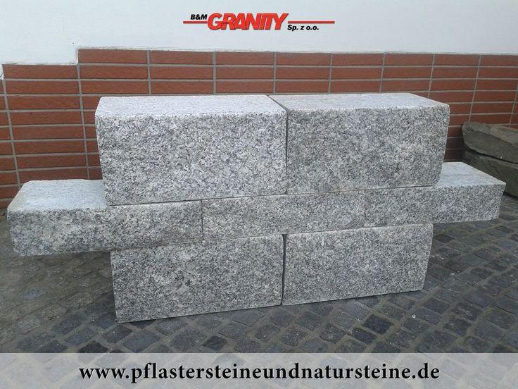 die besten 25 granit mauersteine ideen auf pinterest muschelkalk pflaster granit stein und. Black Bedroom Furniture Sets. Home Design Ideas