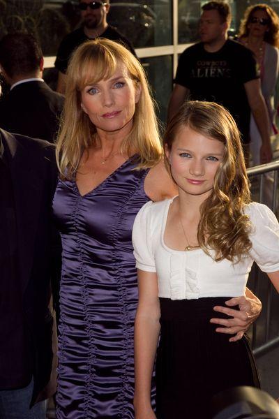 Rebecca De Mornay Daughters | Rebecca De Mornay Pictures: Rebecca De Mornay and her daughter Sophia ...