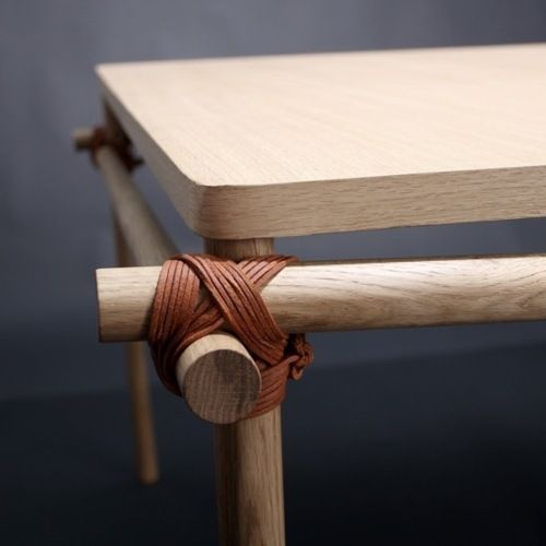 tied up- can I do this around normal table legs?