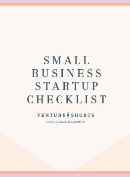 Small Business Startup Checklist | Follow these steps to build your small business startup.