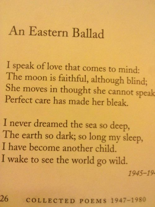25+ best ideas about Ballad poem on Pinterest | Easy poems for ...