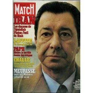 Paris Match - n°1549 - 02/02/1979 - Les Mémoires de Paul Meurisse, l'album de sa vie [magazine mis en vente par Presse-Mémoire]