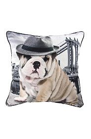 DIGITAL DOG 50X50CM SCATTER CUSHION