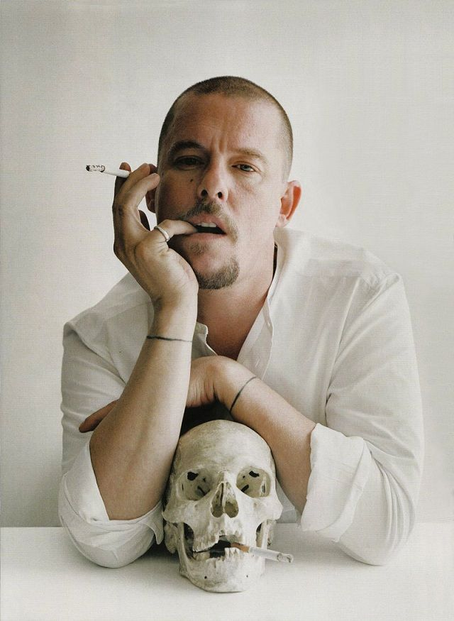 Alexander McQueen by Tim Walker