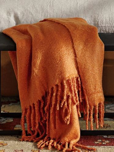 17 Best Images About Home Decor Burnt Orange On