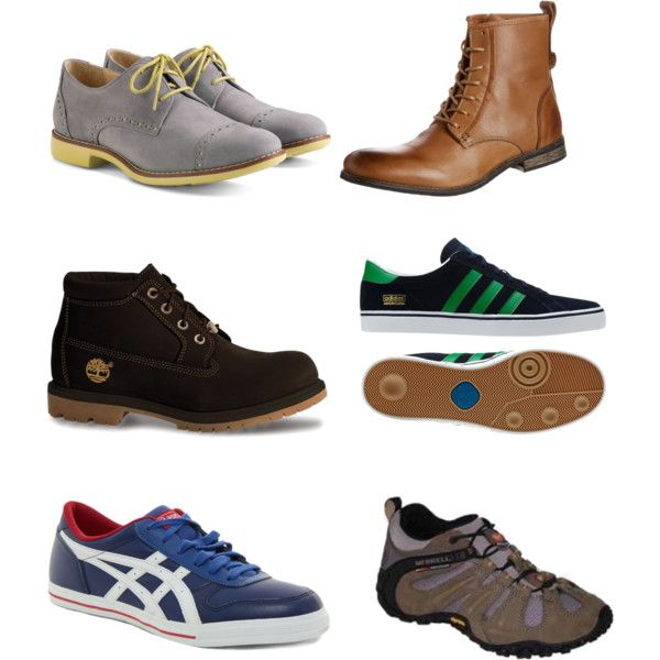 fall winter 13 by catia-rodrigues on Polyvore featuring polyvore, fashion,  style, · Onitsuka TigerShoeThe BearCole HaanTimberlandPolyvore ...