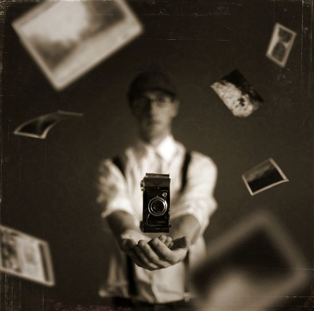 Capturing History by Joel Robison