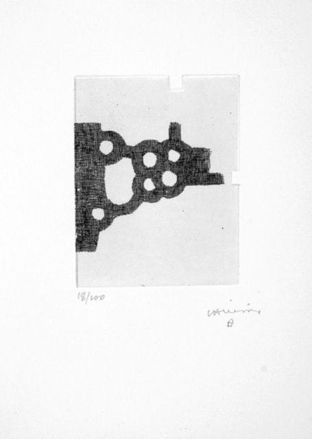 Eduardo Chillida |  Jorge Semprun : L'écriture ou la vie (1997) | Available for Sale | Artsy