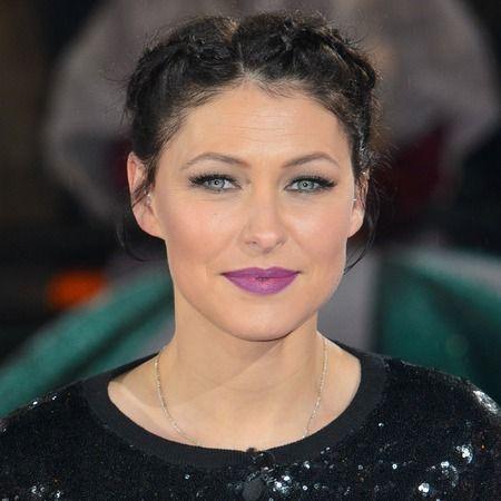 Emma Willis Purple Lips Hair Amp Makeup Pinterest