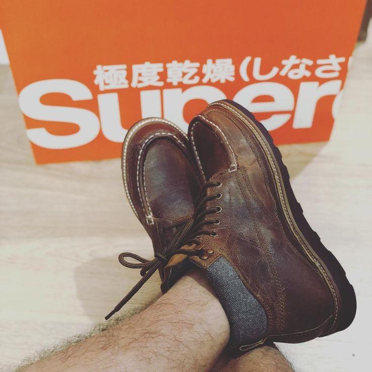 #superdry #boots #australia #vietnamese
