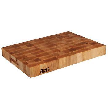 John Boos Cutting Boards and Professional Chopping Blocks