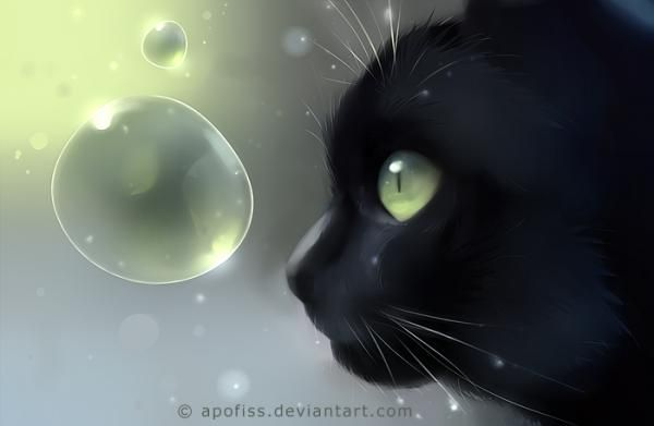 Rihards Donskis  - Cute Cat Illustrations by Rihards Donskis  <3 <3