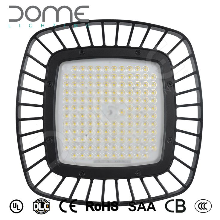 Newest Dimmable UFO Type 150w 160w Led High Bay Light Fixtures For Indoor  Warehouse Lighting |