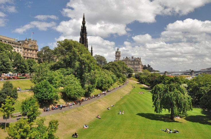 Schotland met de kinderen: weekendje Edinburgh - Me-to-We