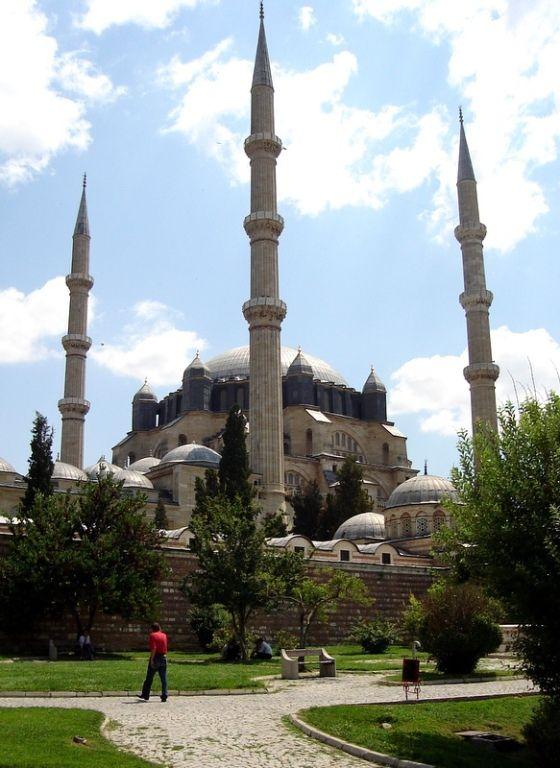 Selimiye Mosque - Selimiye, Edirne Turkey