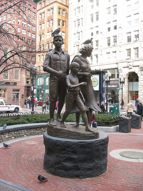 The Irish in Boston