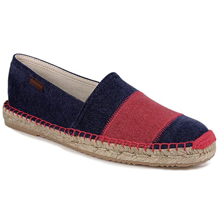 Ανδρικά loafer με διχρωμία - Ανδρικά loafer με διχρωμία του οίκου Gioseppo. Το brand δημιουργεί για εσάς σε ένα εξαιρετικό μοτίβο το παπούτσι για τον στυλάτο...