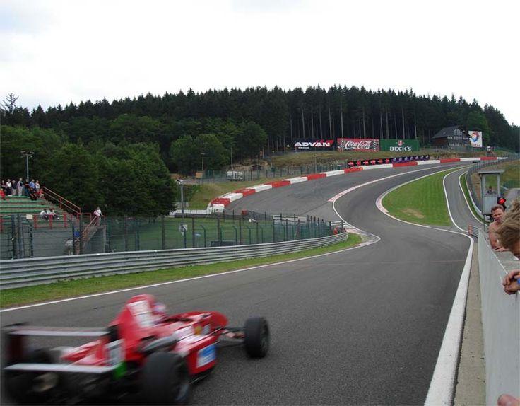 Eau Rouge - Favorite F1 corner?