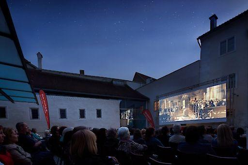 Sommerfrische + Open Air Kino = FilmfestiWels