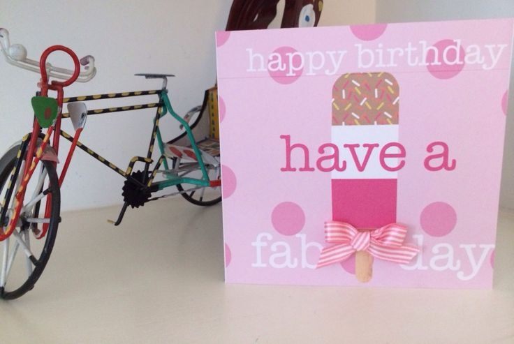 Fab lolly card @ etsy shop thingsilove.me