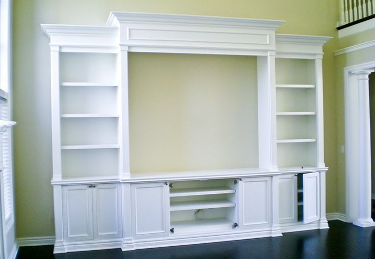 built in entertainment centers | entertainment center built-ins – Google Search | For the Home